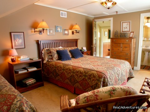 - Kangaroo House B&B on Orcas Island