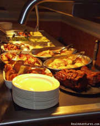 The Carvery - Langstone Cliff Hotel, Dawlish Warren, Dawlish