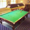 The Snooker Room at the Langstone Cliff Hotel