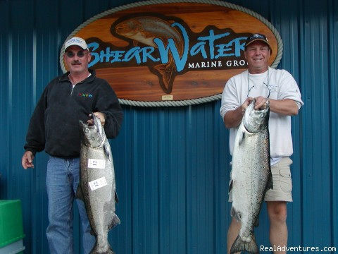- Shearwater Fishing Lodge & Marina