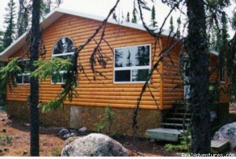 Cabin #8  - Minor Bay Lodge & Outposts, Wollaston Lake, Saskat