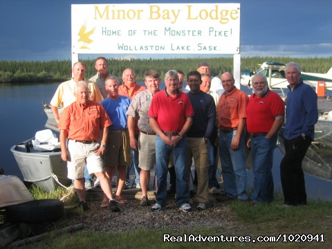 Image #25 of 26 - Minor Bay Lodge & Outposts, Wollaston Lake, Saskat