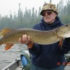 Wollaston Lake - June 2010 Trophy pike