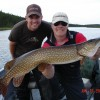 Wollaston Lake - July 2010 Trophy pike