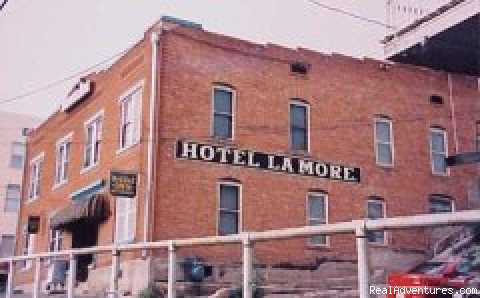 Hotel La More/The Bisbee Inn: Hotel La More/The Bisbee Inn