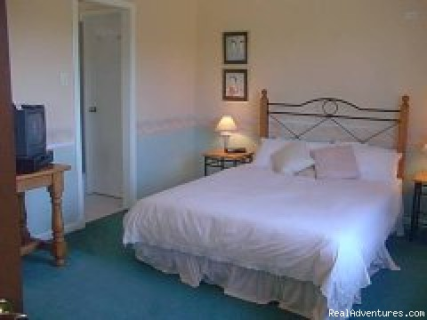 Luxury en-suite bedrooms - Sorrento House Bed & Breakfast