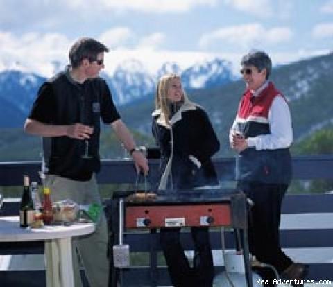 BBQ - Ski the Australian Alps