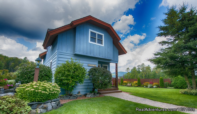 The Mallard Cottage - Placid Bay Inn On Lake Placid Vacation Getaways