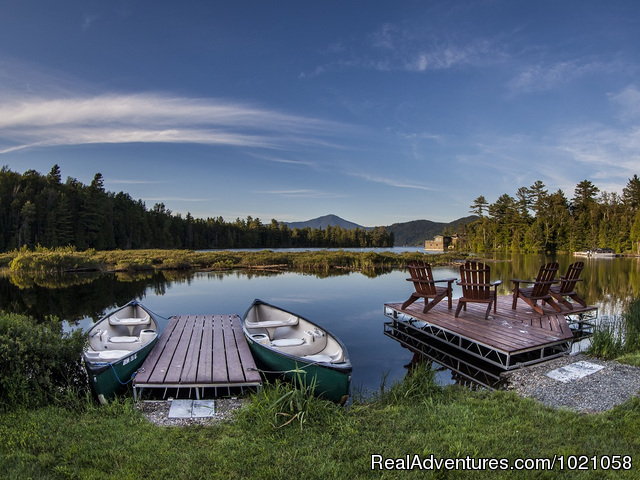 Placid Bay Inn On Lake Placid Vacation Getaways