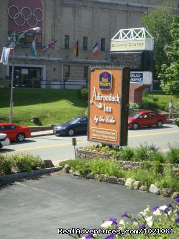 - Best Western Adirondack Inn