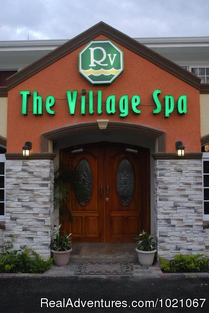 The Village Spa - Rondel Village: A romantic beachfront retreat
