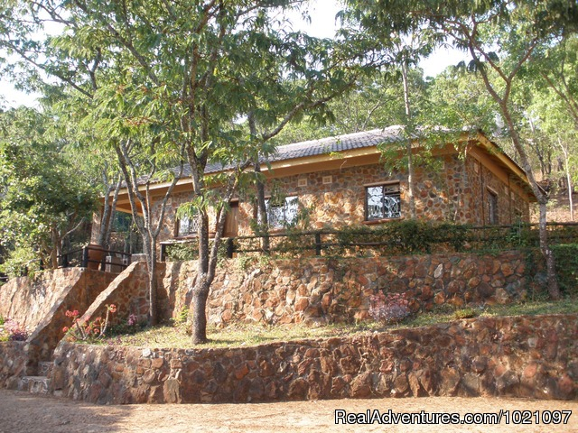 Lodge no. 1 - Self-catering lodges in woodlands near Harare