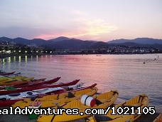 Sea kayak tours - Barcelona : Walking, Hiking & Trekking Tours