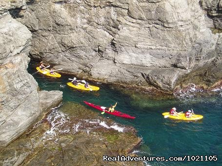Kayak tours on the sea and the river (#2 of 10) - Barcelona : Walking, Hiking & Trekking Tours