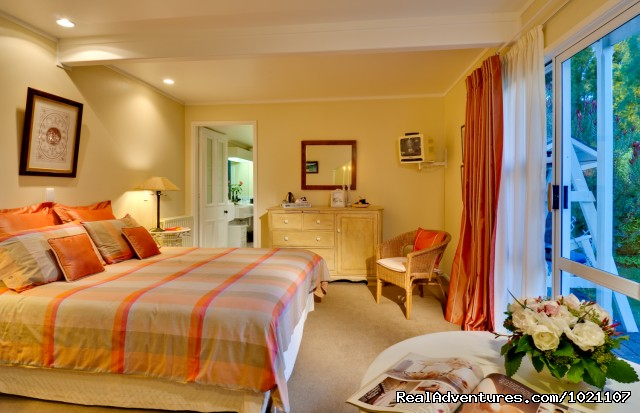 Sunset Suite - A Luxury Getaway in the Wine Region Marlborough