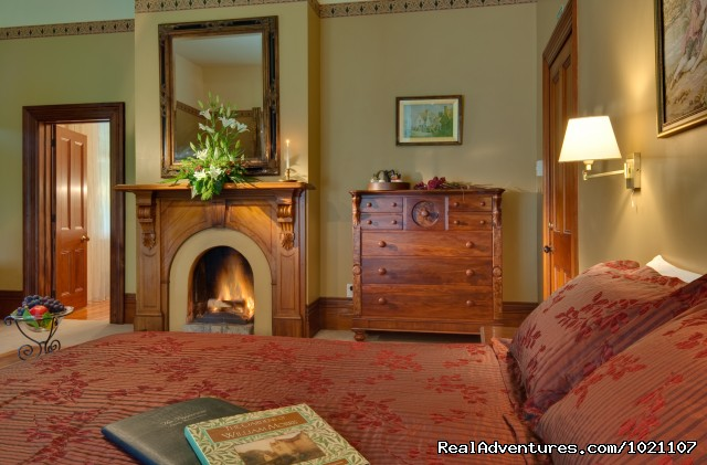 William Morris Suite - A Luxury Getaway in the Wine Region Marlborough