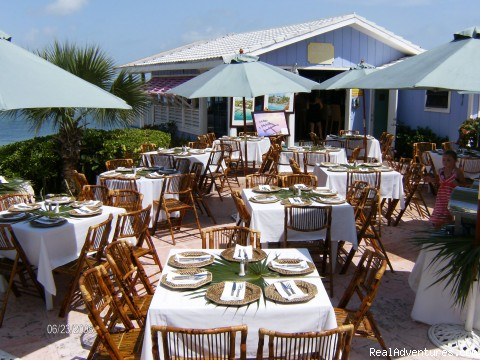 Sunsets Patio Special event - Romora Bay Club, Harbour Island, Bahamas