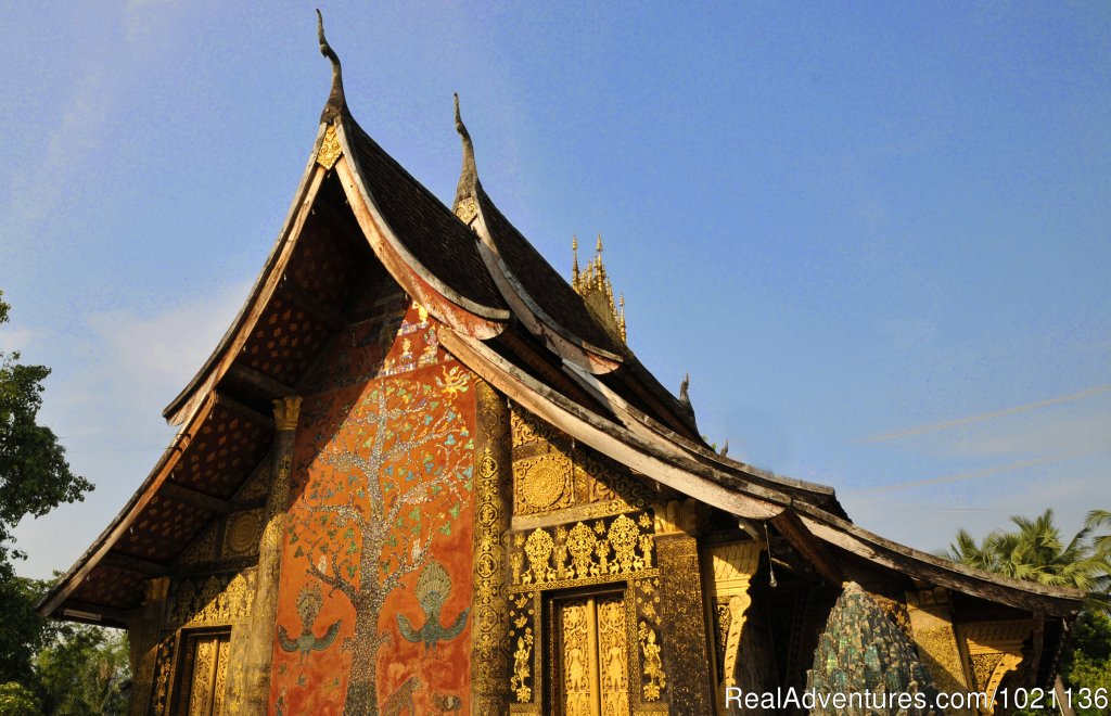 One of the many Luang Prabang temples in Laos | Image #5/8 | Asian Trails