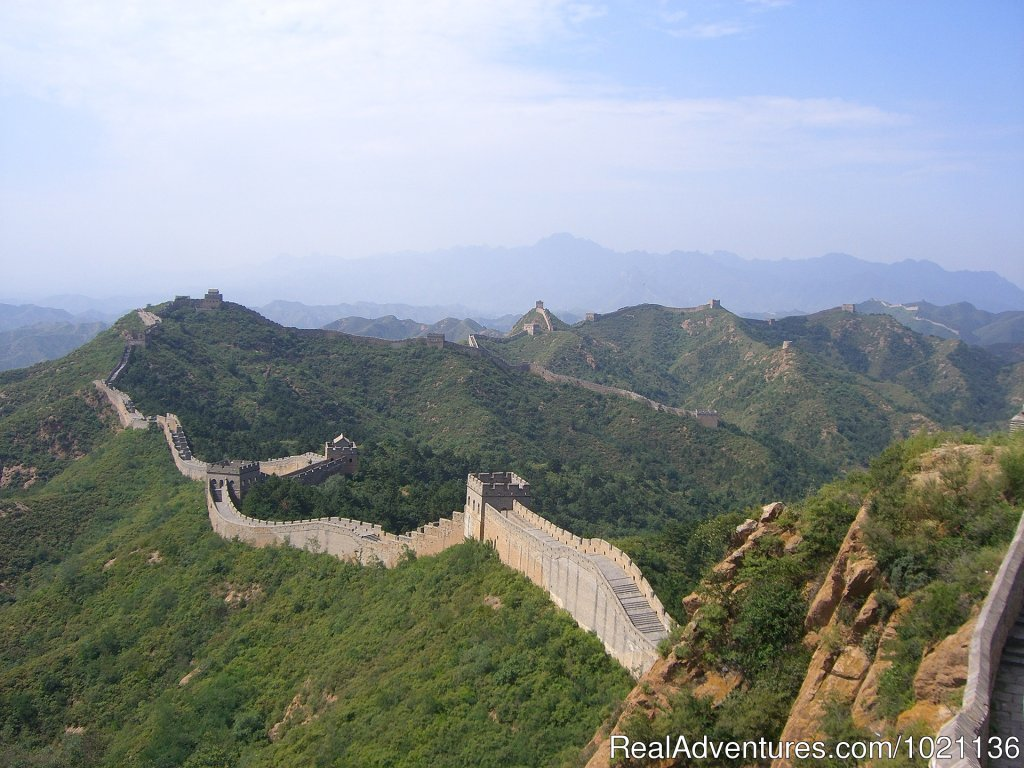 The Great Wall of China, outside of Beijing | Image #6/8 | Asian Trails