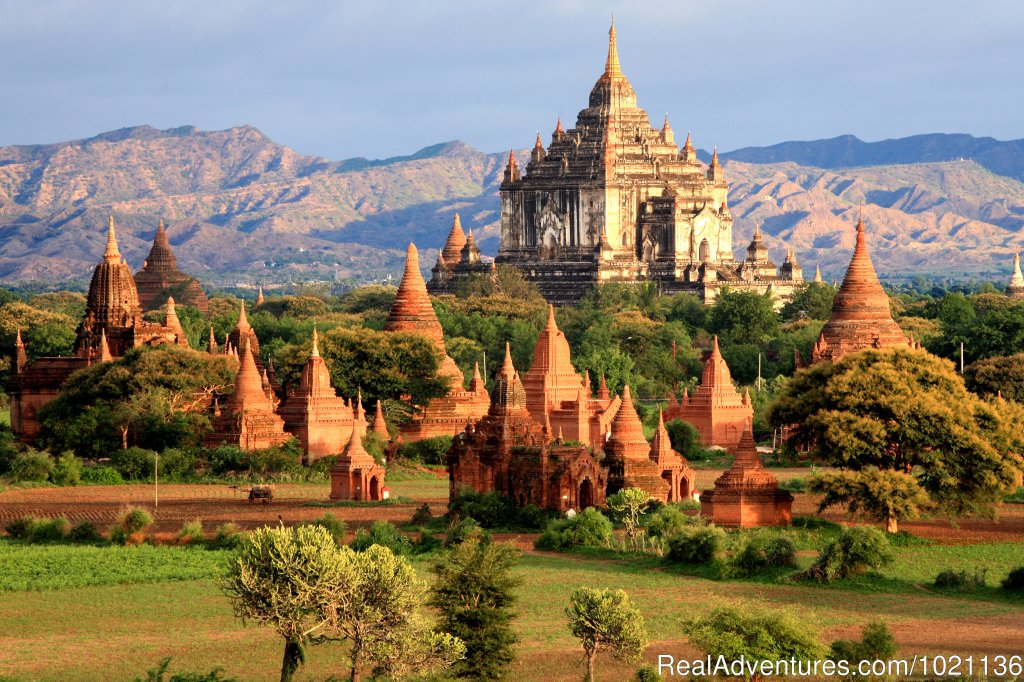 Bagan and its 2000+ temples and pagodas in Myanmar | Image #8/8 | Asian Trails