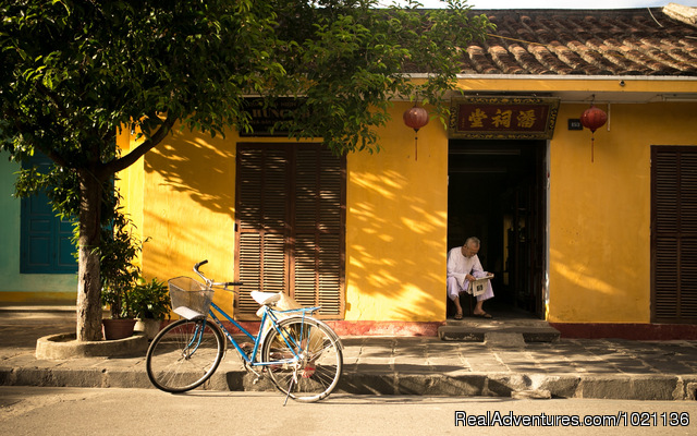 The yellow-brick houses of UNESCO's Hoi An, Vietnam - Asian Trails