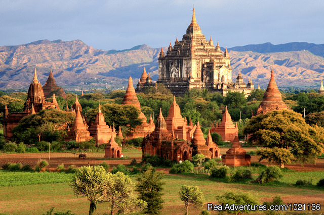 Bagan and its 2000+ temples and pagodas in Myanmar - Asian Trails