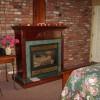 Getaway Suite Fireplace