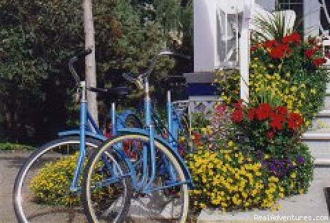 Ride Our Bikes - Lakeside Country Inn on Kamloops Lake
