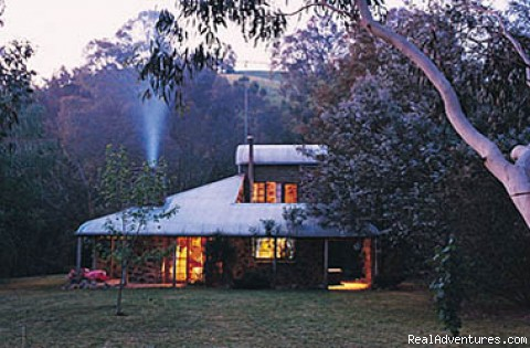 Honeymoon Cottage - Kingbilli Country Estate