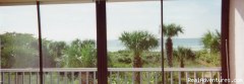 Gulffront Luxury Vacation Condo on Sanibel Island