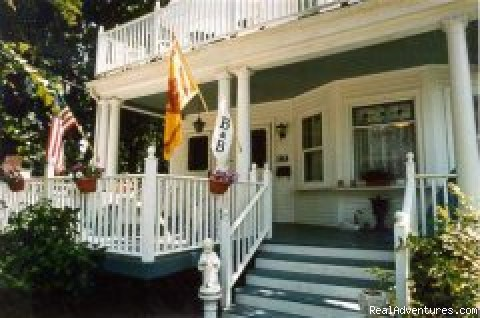 Chestnut Inn Bed & Breakfasts Newport, Rhode Island