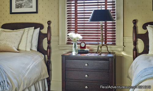 Luxury Family Suite - Green Mountain Inn -  Stowe, Vermont