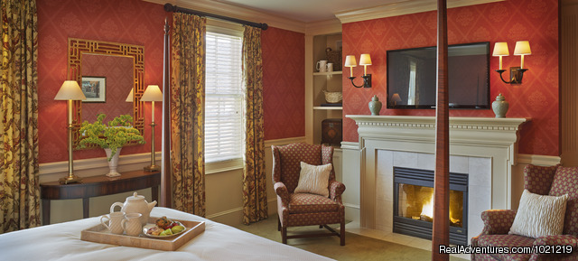 Classic Room - Green Mountain Inn -  Stowe, Vermont