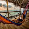 Long Caye cabana