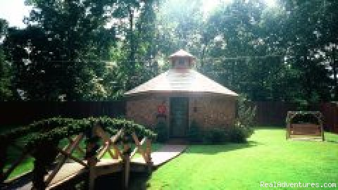 Cottage outside (#4 of 7) - Sassafras Inn Bed & Breakfast (Memphis Area)