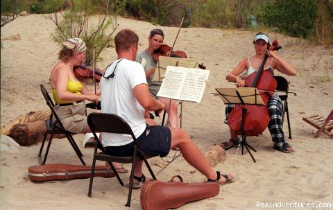 31st Annual Classical Green River Music Journeys 8 Days