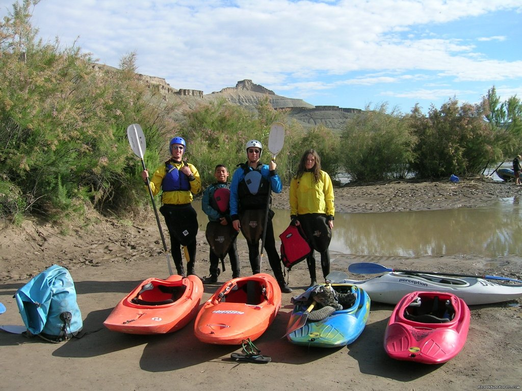 Standup Paddle Boards, Kayak & Raft Instructional Courses
