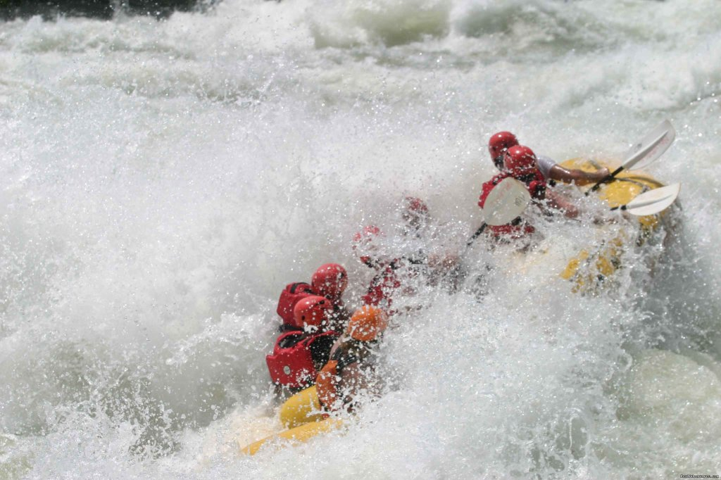 BIG WATER TRIPS for Adult Class V+ | Image #10/18 | Bill Dvorak Rafting, Kayak & Fish Exp.Since 1969