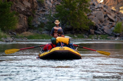 Black Canyon of the Gunnison River Gorge - Rafts - Bill Dvorak Rafting, Kayak & Fish Exp.Since 1969