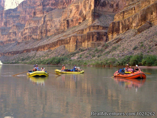 Green River Desolation and Grey Canyon - Bill Dvorak Rafting, Kayak & Fish Exp.Since 1969