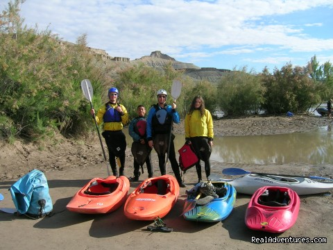 Kayak & Raft Instructional Courses - Bill Dvorak Rafting, Kayak & Fish Exp.Since 1969