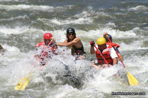 Class IV-V High Adventure trips (#16 of 20) - Bill Dvorak Rafting, Kayak & Fish Exp.Since 1969