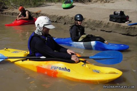 Whitewater Paddling School - Bill Dvorak Rafting, Kayak & Fish Exp.Since 1969