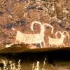 Petroglyphs - Canyons Green River, Utah