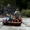 Drift boat FLOAT fishing trips in Colorado
