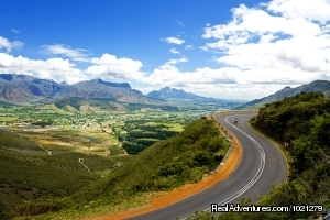 South African Saunter Cape Town, South Africa Motorcycle Tours