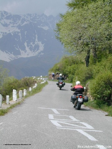 Beach's Motorcycle Adventures, Ltd. Alsace, France Motorcycle Tours