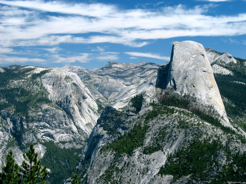 Half Dome, Yosemite (SYMG collection) | Image #3/19 | Southern Yosemite Mountain Guides