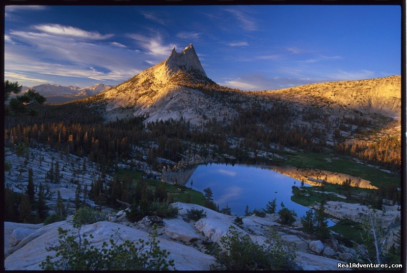 Cathedral Peak (photo: Greg Aiello) | Image #7/19 | Southern Yosemite Mountain Guides
