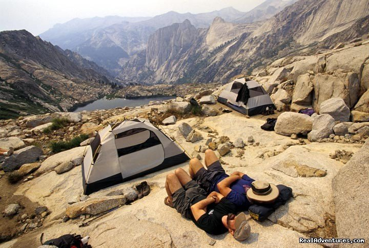 Trans Sierra Trail to Mt Whitney (photo: Jay Ericson) | Image #11/19 | Southern Yosemite Mountain Guides